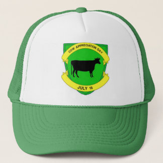 Cow Appreciation Day Trucker Hat