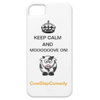 cow art iPhone SE/5/5s case