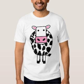 COW B&W hi-rez color Tshirts