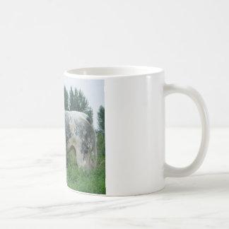 Cow Belgian Blue Coffee Mug
