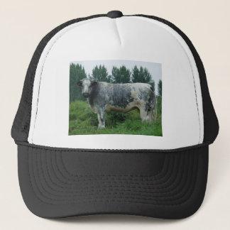 Cow Belgian Blue Trucker Hat