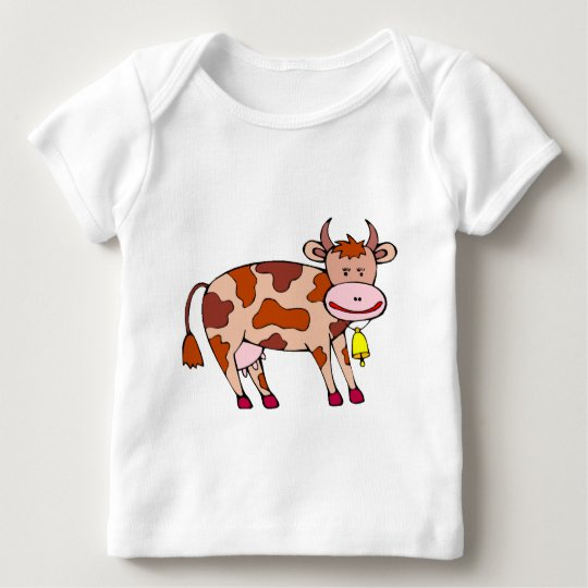 Cow Bell Baby T-Shirt
