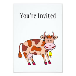 Cow Bell Card