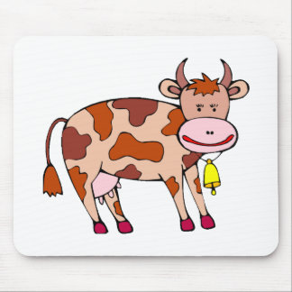 Cow Bell Mouse Pad