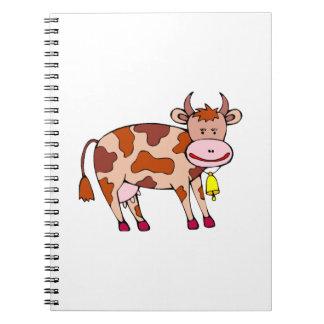 Cow Bell Notebook