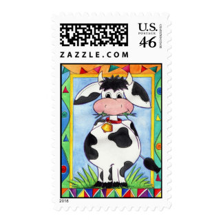 Cow bell Stamp