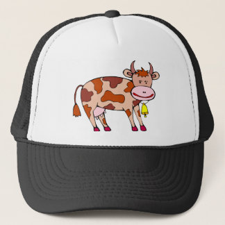 Cow Bell Trucker Hat