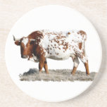 COW BEVERAGE COASTERS