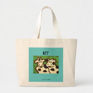 Cow BFF bag