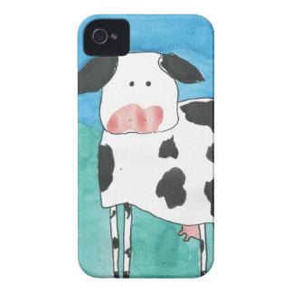 Cow Blackberry Case-Mate Case iPhone 4 Case-Mate Case