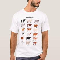 Cow bread T T-Shirt