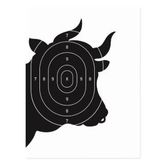 Cow BullsEYE XXXXXX Postcard