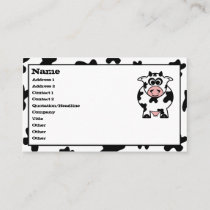Cow Business Cards