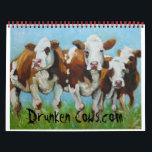 "Cow Calendar<br><div class=""desc"">12 months and 12 differnt Roz cows!</div>"