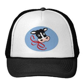 Cow Cap Trucker Hat