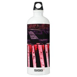 Cow Catcher Aluminum Water Bottle