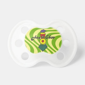 Cow Catcher Engine Soother Pacifier