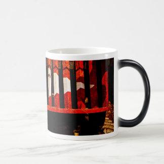 Cow Catcher Magic Mug