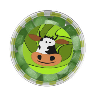 Cow Chewing Gum Favors