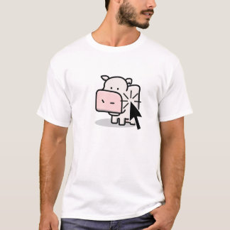 Cow Clicker T-Shirt