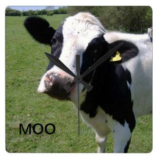 Cow clock