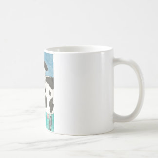 Cow Coffee Cup