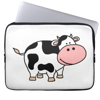 Cow Computer Sleeve