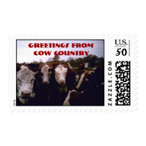 Cow Country Postage