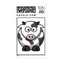 Cow - Cute! Postage
