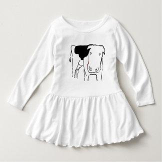 cow dress
