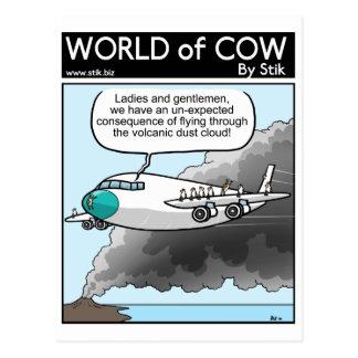 Cow Dust Postcards
