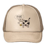 Cow Eat Me I'm Juicy Hats