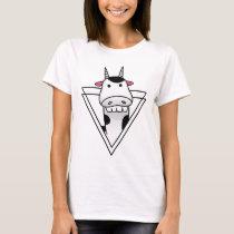 Cow Evolution Apparel T-Shirt