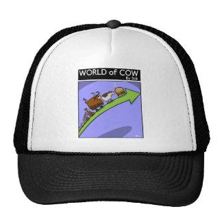 Cow Evolution ll Trucker Hat