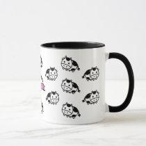 Cow Evolution Mug 11 oz