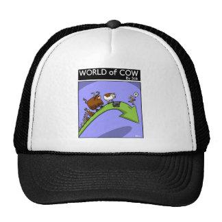 Cow Evolution Trucker Hat