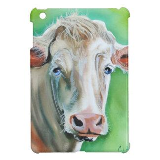 Cow face iPad mini cases