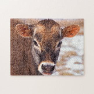 Cow Face Puzzle