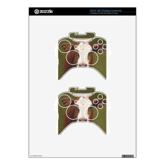 Cow Face Xbox 360 Controller Skins