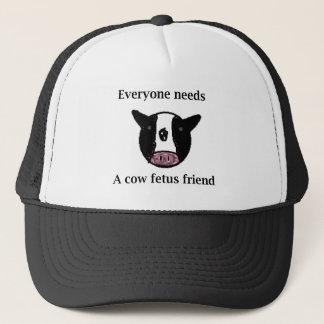 Cow Fetus Collector Trucker Hat