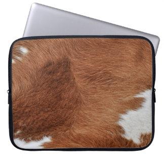 Cow Flur Laptop Sleeve