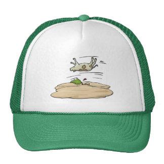 Cow Flyng Upsde Down Hats