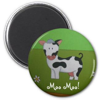Cow Fridge magnet