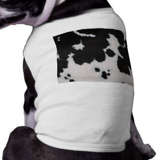 Cow fur Dog T-Shirt