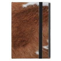 Cow Fur Powis iCase iPad Mini Case