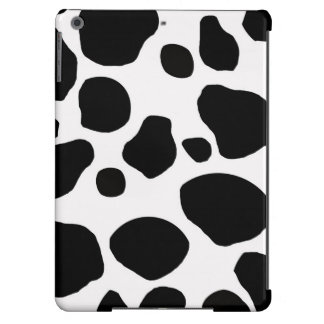 Cow fur skin hide cute nature animal pattern cover for iPad air