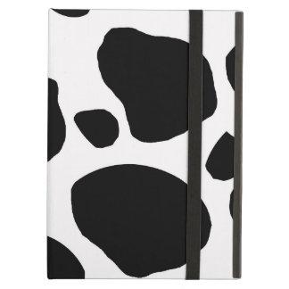 Cow fur skin hide cute nature animal pattern case for iPad air