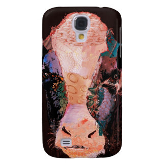 Cow Galaxy S4 Cover