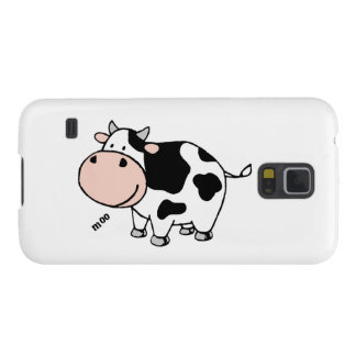 Cow Galaxy S5 Cover