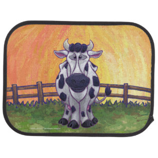 Cow Gifts & Accessories Car Floor Mat